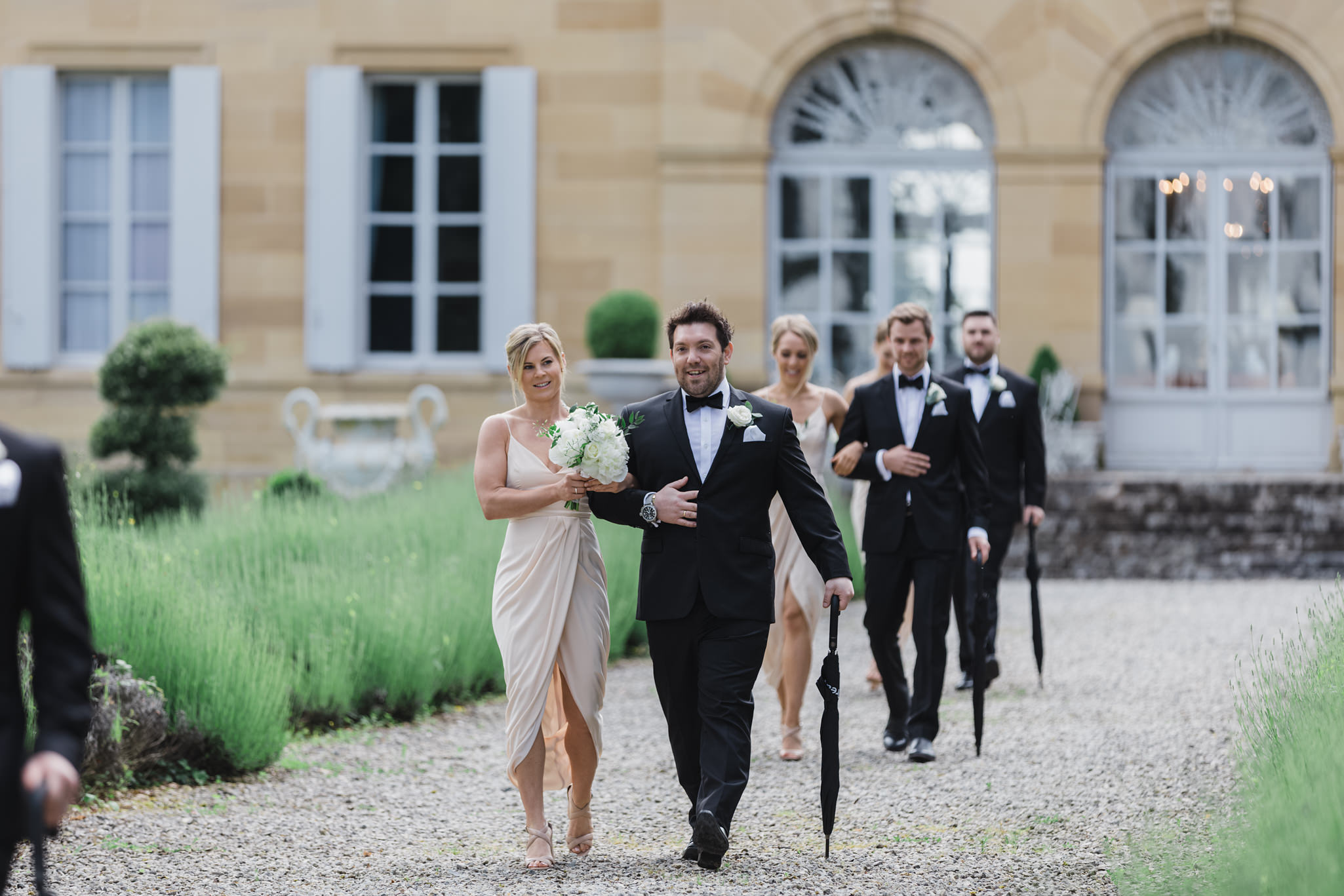 Chateau La Durantie - French Wedding Photographer